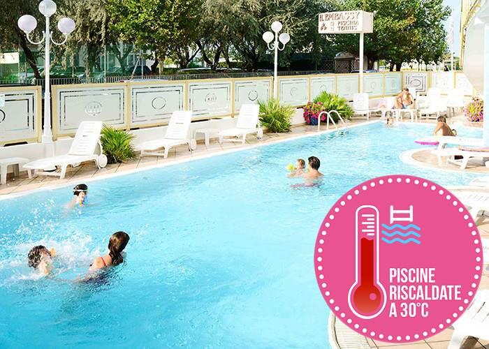 Offerte settembre hotel Cesenatico per bambini