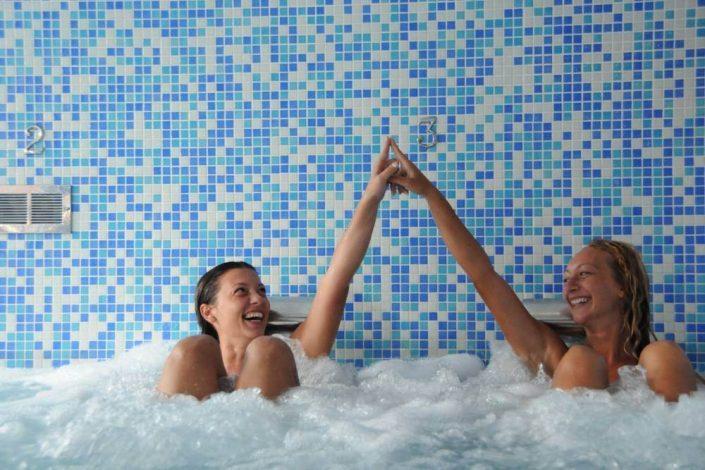 Hotel Cesenatico con centro benessere